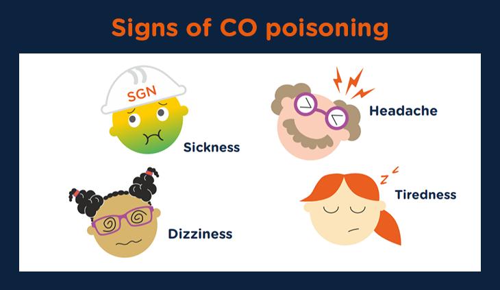 冬季取暖謹防一氧化碳中毒!定期檢測煙霧器