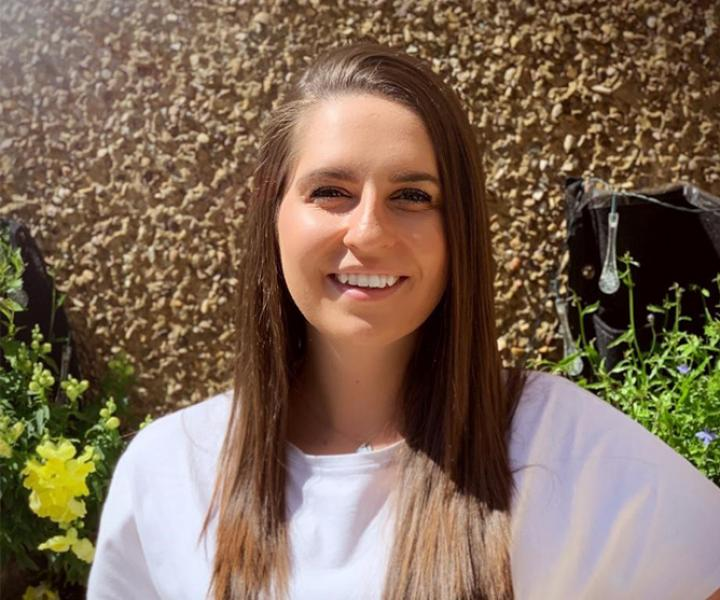 Photo of Nicola McIntyre, a Trainee Team Manager at SGN.
